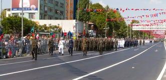 30 agosto turco Victory Day Fotografie Stock Libere da Diritti