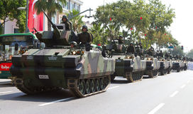 30 agosto turco Victory Day Immagini Stock