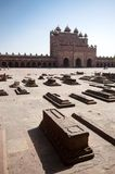 agra fatehpur ind pradesh sikri uttar Zdjęcia Stock
