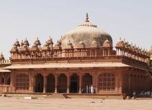 agra fatehpurindia sikri Royaltyfri Bild