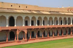 The Agra Fort Stock Photography