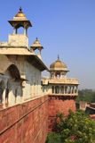 The Agra Fort Stock Photo