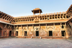 agra fort Obrazy Stock