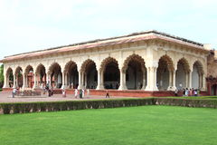 Agra fort: Obrazy Stock