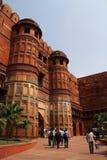 Agra Fort Fotografia Stock