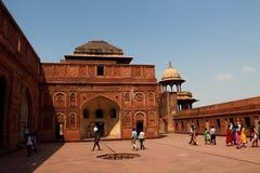 Agra Fort Obrazy Stock