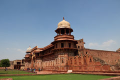 Agra Fort Arkivbilder