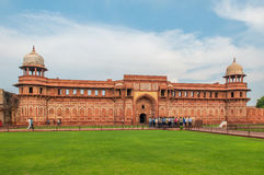 Agra Fort Royaltyfri Bild