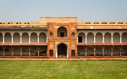 Agra Fort Fotografia Stock