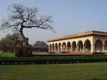 Agra fort Stock Image