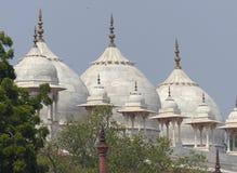 Agra Fort Fotografia Royalty Free