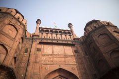 Agra fort Agra INDIA Obrazy Royalty Free
