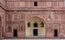 Agra Fort in Agra, India stock images