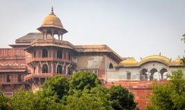 Agra-Fort - Agra, Indien Stockfotografie