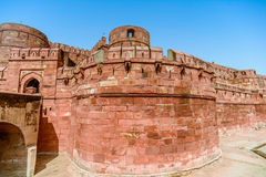 Agra Fort, Agra, Uttar Pradesh Royalty Free Stock Image