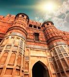 Agra Fort, Agra, Uttar Pradesh, India, Asia Royalty Free Stock Photo