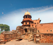 Agra Fort Agra, Uttar Pradesh, India, Azja Obraz Stock
