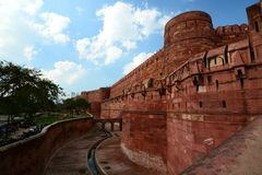 Agra Fort. Agra, Uttar Pradesh. India Royalty Free Stock Image