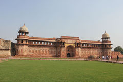 Agra Fort, architectural detail Stock Photo