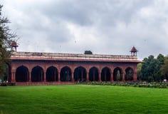 agra fort bramy indu czerwone fort w pałacu czerwonej Zdjęcia Stock