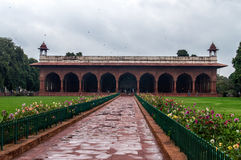 agra fort bramy indu czerwone fort w pałacu czerwonej Fotografia Royalty Free