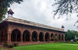 agra fort bramy indu czerwone fort w pałacu czerwonej Obraz Stock