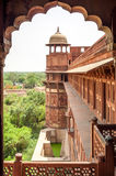 Agra Fort. Fortification Agra Fort in Agra Royalty Free Stock Images