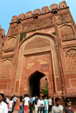 Agra Fort Gate, Agra Royalty Free Stock Photo