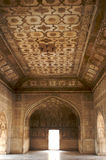 Agra Fort India. Interior of temple Stock Photos
