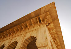 Agra fort India Obrazy Royalty Free