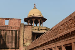 Agra Fort in India Royalty Free Stock Photos