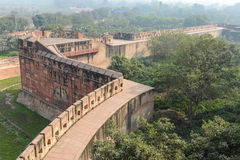 Agra Fort in India Royalty Free Stock Photography