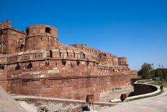 Agra fort, India Obraz Stock