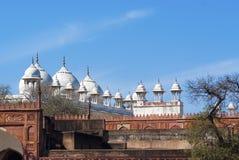 Agra fort, India Zdjęcia Royalty Free