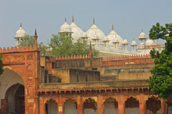 Agra Fort India Stock Photography