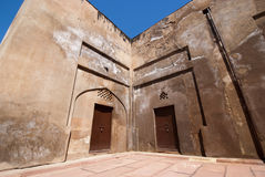 The Agra Fort, India Stock Image