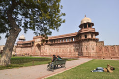 Agra fort, India Stock Images
