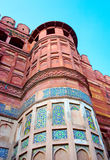 Agra Fort, India. Royalty Free Stock Photos