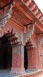 agra fort indu Obraz Royalty Free