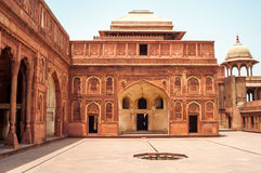 Agra Fort Royalty Free Stock Images