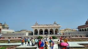 Agra fort stock photos