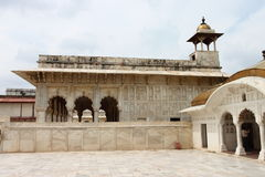 Agra fort: Royalty Free Stock Image