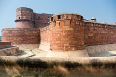Agra Fort, Uttar Pradesh, India. Stock Photography