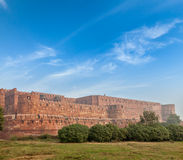 Agra Fort Royalty Free Stock Photography