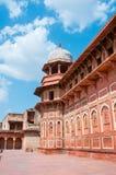 Agra Fort in Uttar Pradesh, India Royalty Free Stock Photography