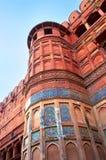 Agra Fort in Uttar Pradesh, India. Royalty Free Stock Image
