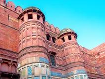 Agra Fort in Uttar Pradesh, India. Royalty Free Stock Photo