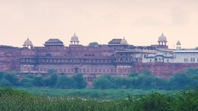 Agra Fort, Uttar Pradesh, India Stock Photography