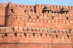 Agra Fort, Uttar Pradesh, India Royalty Free Stock Photo