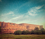 Agra Fort Royalty Free Stock Photo